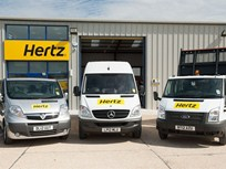 Hertz UK Launches New Benefits for Van Excellence Operators