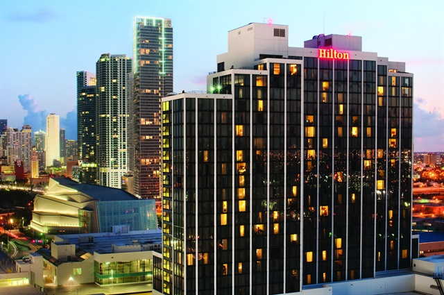 <p><em>Auto Rental Summit will take place Nov. 6-7 at Miami Hilton Downtown. Photo courtesy of Miami Hilton Downtown.</em></p>
