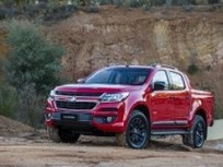 Holden Unveils 2017 Colorado for Australia