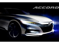 Honda to Livestream Next-Gen Accord Debut