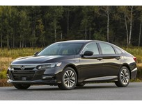 2018 Honda Accord Hybrid Starts at $25,990