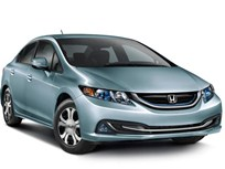 Honda Adds Civic Hybrid to 2014 Lineup
