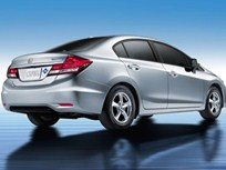 Honda Announces Pricing for 2014 CNG Civic