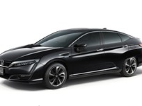 Honda's Fuel Cell Sedan Now Available in Japan