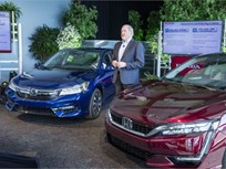 Honda Adds Clarity PHEV, EV