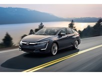 Honda Clarity Plug-In Hybrid Starts at $34,290
