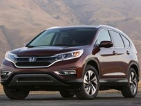 Honda Teases Redesigned 2015 CR-V