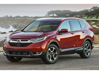 2017 Honda CR-V Pricing Announced