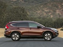 Honda CR-V Gets Sportier for 2015