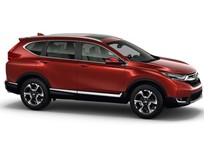 Honda Adds Turbo Engine to 2017 CR-V