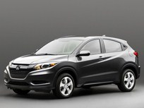 Honda Introduces HR-V Compact SUV