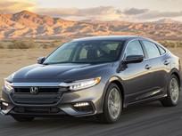 Honda: 2019 Insight Hybrid Provides 55 MPG in the City