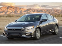 Honda: 2019 Insight Hybrid Provides 55 MPG in the City