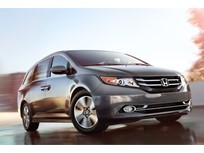 2017 Honda Odyssey Priced