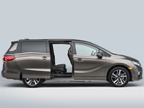 2018 Honda Odyssey Boosts Connectivity