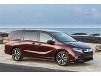2019 Honda Odyssey Minivan Starts at $31,065