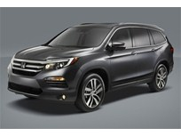 2016 Honda Pilot SUV Sheds 300 Pounds