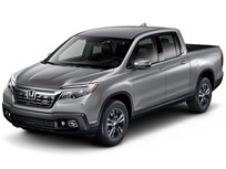 Honda Ridgeline Returns for 2018 with Few Tweaks