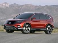 Honda Unveils 2012-MY CR-V Concept