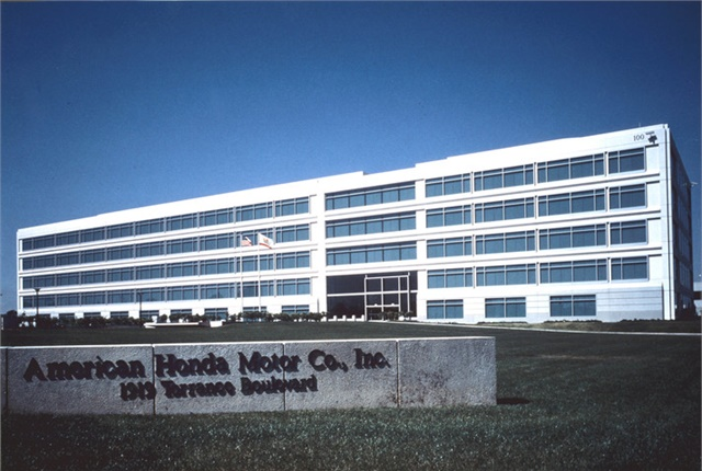 Though based in Tokyo, Honda maintains North American headquarters in Torrance, Calif. Chinese firm SenseTime operates eight offices throughout Asia, including Hong Kong, Beijing and Tokyo. Photo courtesy of Honda.