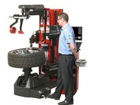 Hunter Introduces Automatic Tire Changer