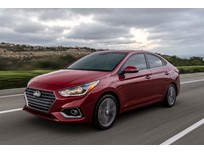 Hyundai Prices 2018 Accent Subcompact Sedan