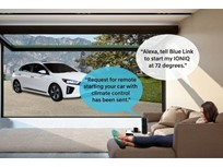 Hyundai Connects Its Cars to Smart Homes