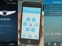 Hyundai Adds Remote Controls to Mobile Apps
