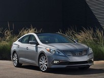 Hyundai Refreshes Azera Sedan With Safety Tech