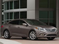 Hyundai's Second-Generation Azera to Get 23 MPG Combined