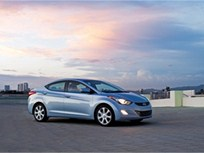 Hyundai's 2013-MY Elantra Gets New Standard Comfort Features