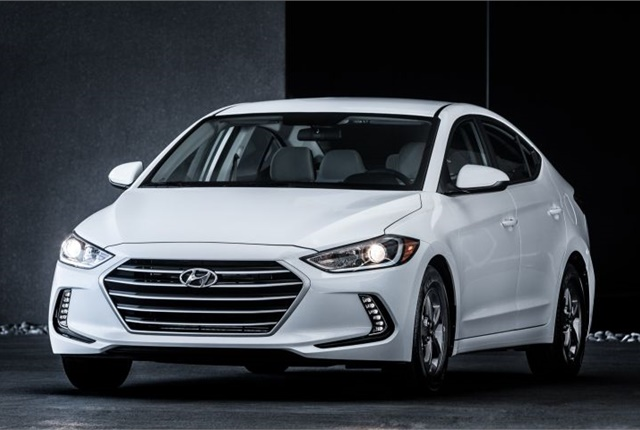 Photo of 2017 Elantra Eco courtesy of Hyundai.