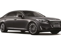 Genesis G90 to Offer 'First-Class Comfort'