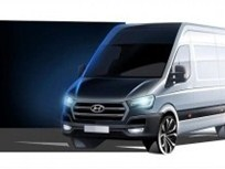 Hyundai Unveils H350 Cargo Van for Europe