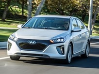 Hyundai Offers Subscription Service for Ioniq Electric