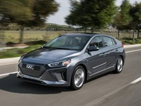 Hyundai Ioniq Availability Announced