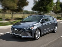 Hyundai Debuts Electrified Ioniq Trio for 2017