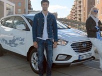 Hyundai Fuel Cell Vehicle Clocks Record Trip in Germany