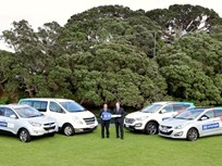 Hyundai New Zealand Supplies Fleet for Cricket World Cup