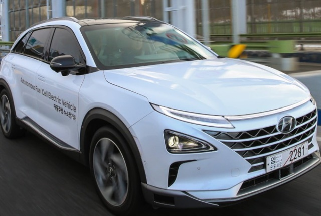 Hyundai's Next-Gen Fuel Cell Vehicle: 378 Miles - News ...