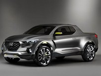 Hyundai Floats Compact Truck Concept