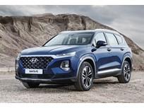Hyundai Debuts Next-Gen 2019 Santa Fe