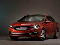 Hyundai Recalls 2015 Sonata for Power Steering