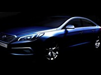 Hyundai Teases 2015 Sonata, Gives Sonata Hybrid Pricing