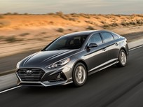 2018 Hyundai Sonata Adds Blind Spot Detection