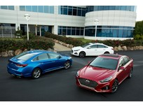 Refreshed 2018 Hyundai Sonata Starts at $22,935