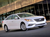 Hyundai's 2015 Sonata Gets 'Eco' Powertrain