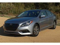 Hyundai Recalls Sonata Hybrids for VPD Switch