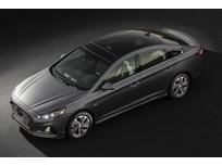 2018 Hyundai Sonata Hybrid Starts at $26,385
