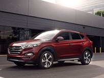 2016 Hyundai Tuscon Starts at $23,595